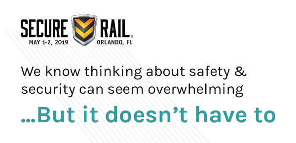 We know thinking about safety and security can seem overwhelming... But it doesn't have to