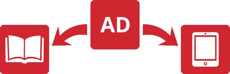 Print/Digital Ad