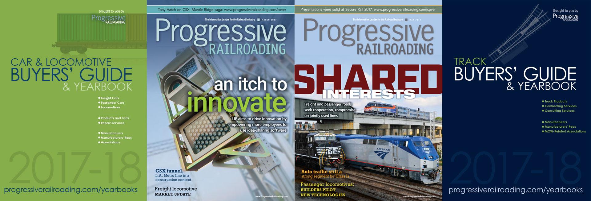 Progressive Railroading Magazine 2018 Media Kit